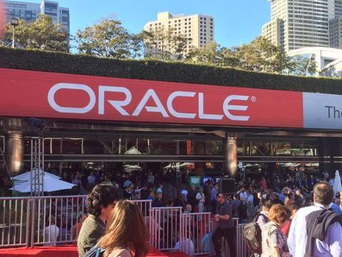 Oracle's vision is in the cloud