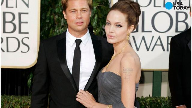 Brad Pitt and Angelina Jolie timeline