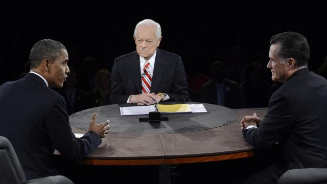 Are debate moderators responsible for fact-checking the ...