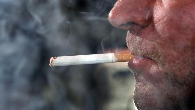 smoking can cause damage to your dna even years after you