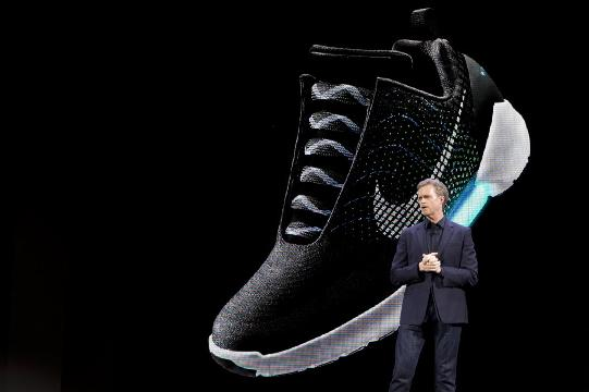 8cec784385db Nike s self-lacing shoes are coming Nov. 28
