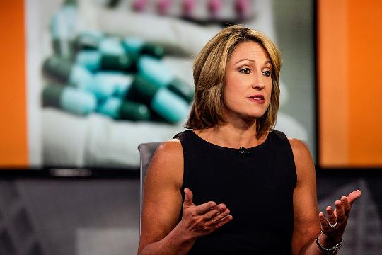 Mylan CEO: 'Misconception' about EpiPen profits