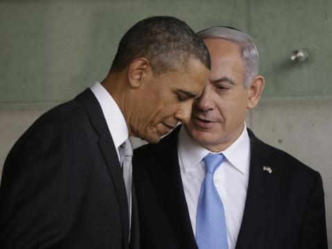 Obama, Netanyahu hold one last meeting after rocky eight-year relationship