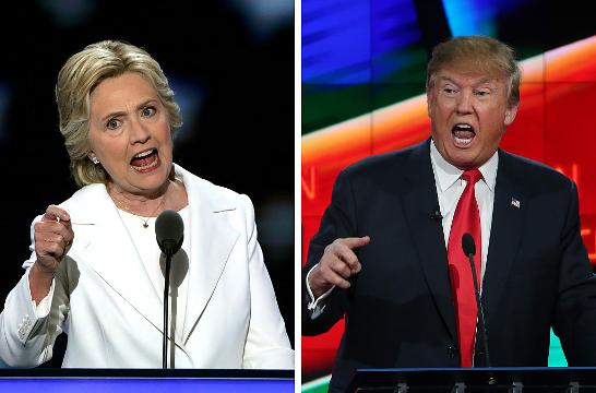 GfK poll shows which candidate voters trust on top issues