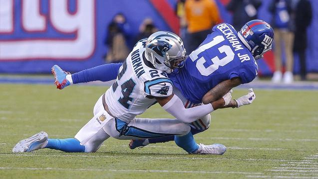 Odell Beckham Jr. wants to move on from Josh Norman incident