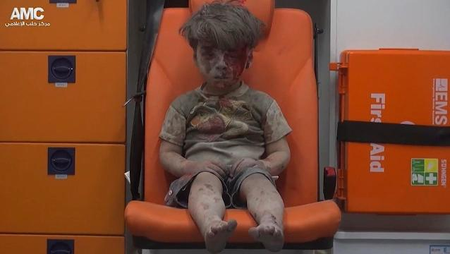 6-year-old wants Syrian boy to be his brother