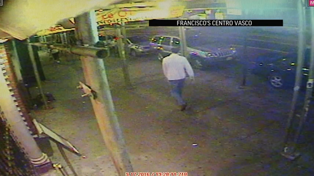 Footage shows N.Y. bomb suspect with suitcases