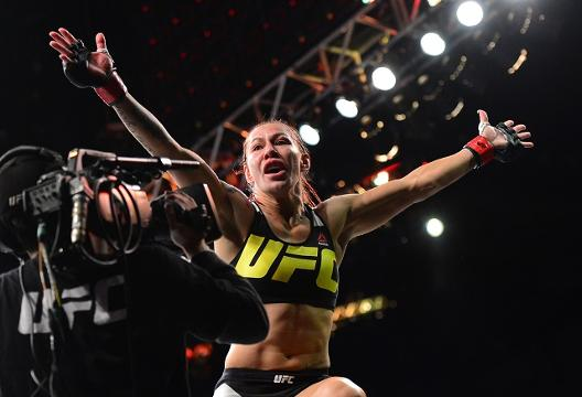 'Cyborg' hasn't lost a fight in over a decade. What techniques might be able to overcome her ridiculous power and skill? Fellow UFC fighters weigh in.