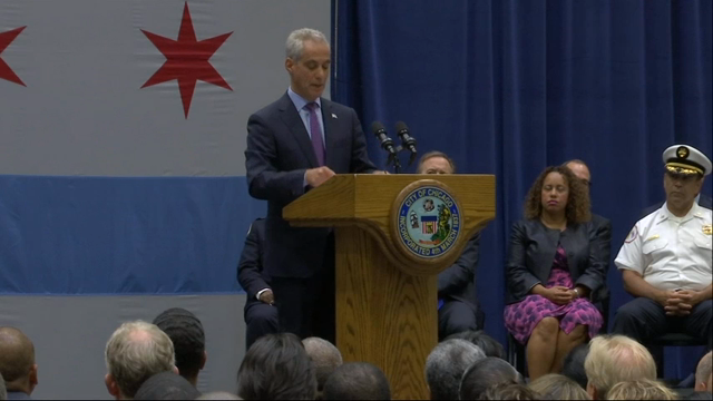 Rahm Emanuel wants you to know that Chicago is better off today than it was 8 years ago