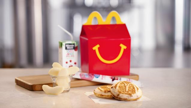 McDonald's to test breakfast Happy Meal