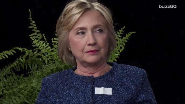 Hillary Clinton hilariously goes 'Between Two Ferns'