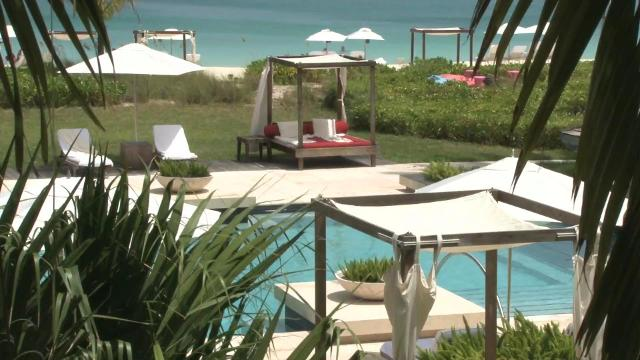 If you're booking your next vacation and looking for a room with a view chances are you'll be staying at a Marriott hotel. Angeli Kakade (@angelikakade) has the story.
