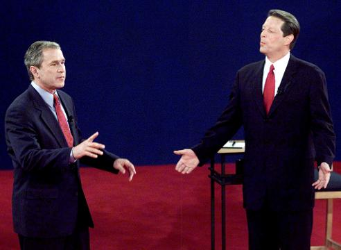 Politics as theater.  Some debate matchups are just too good to miss.
