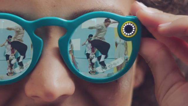 The company announced a rebrand along with new sunglasses that can record footage. Video provided by Newsy