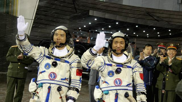 Why the US and Russia can share a space station — but China can't