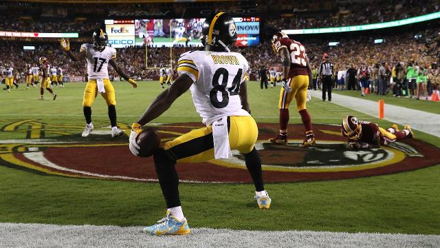 NFL cracking down on touchdown celebrations in 2016