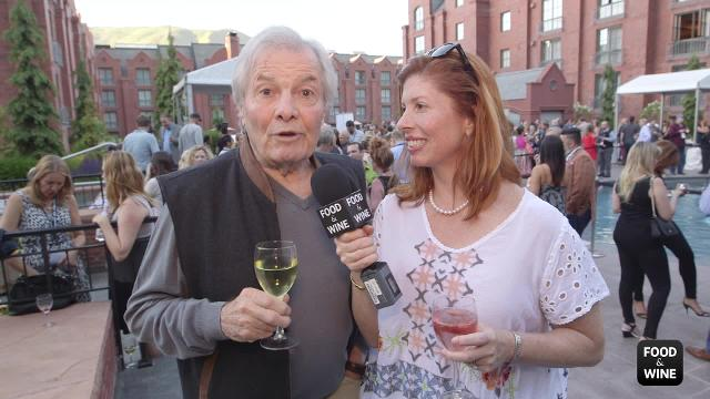What did Jacques Pépin's parents hope he'd become?