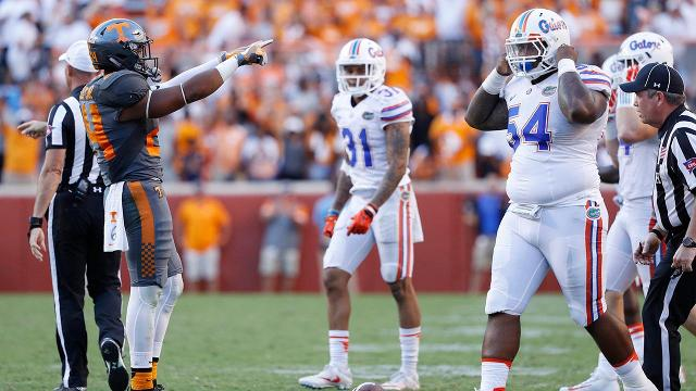 Tennessee snaps losing streak to Florida with epic comeback