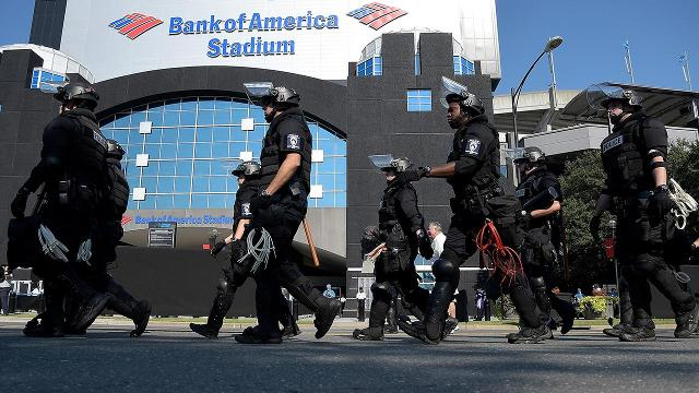 Extra security planned for Sunday's Panthers game