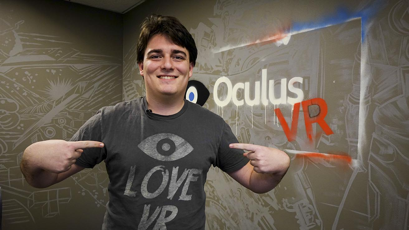 Oculus reveals completely wireless VR headset prototype
