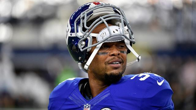 New York Giants running back Shane Vereen  will miss the remainder of the season after sustaining a triceps injury that will require surgery, the team announced.