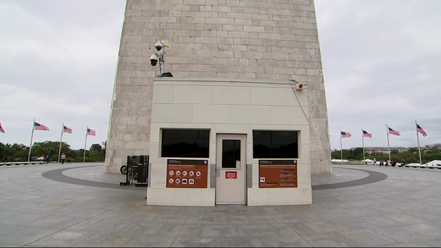 The National Park Service says the Washington Monument will be closed indefinitely because of ongoing problems with its elevator. (Sept. 26)