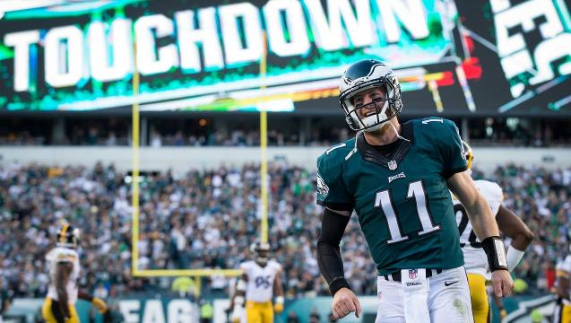 NFL hot reads: Rookie QB's shine in a lopsided Week 3