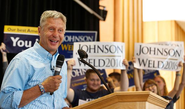 Neither Gary Johnson nor Jill Stein achieved the 15% polling mark they needed to make it into the first debate, but hope is not lost.