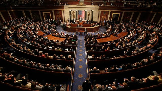 Congress might be able to override An Obama veto For The first time