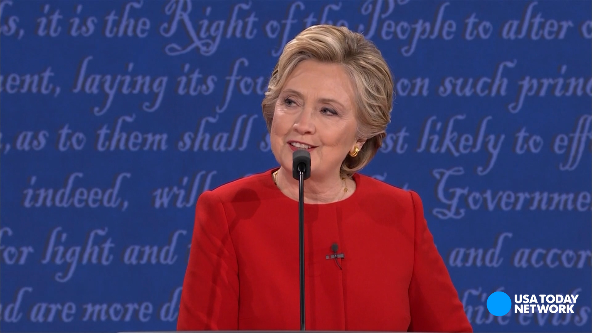 Video highlights from Presidential Debate - Good, bad and funny