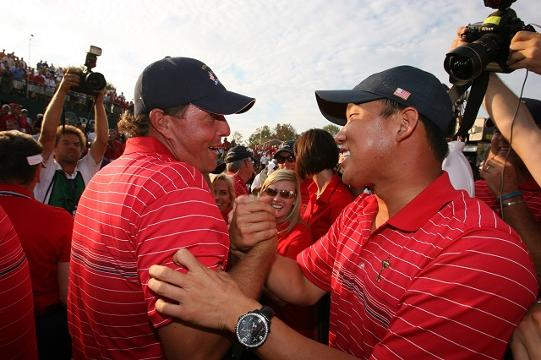 The 2016 Ryder cup is upon us and here's a look back at the tournament's history.