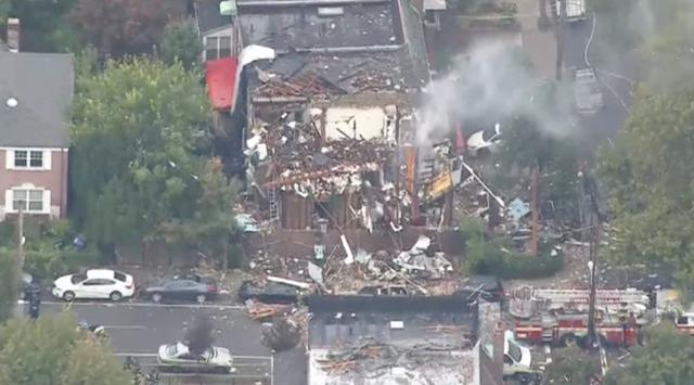 NYC fire chief killed in suspected gas explosion that injured 12 others