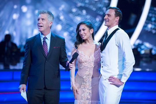 Protesters who rushed Ryan Lochte on 'DWTS' stage charged