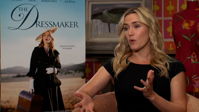 Kate Winslet makes peace with her past in 'The Dressmaker'
