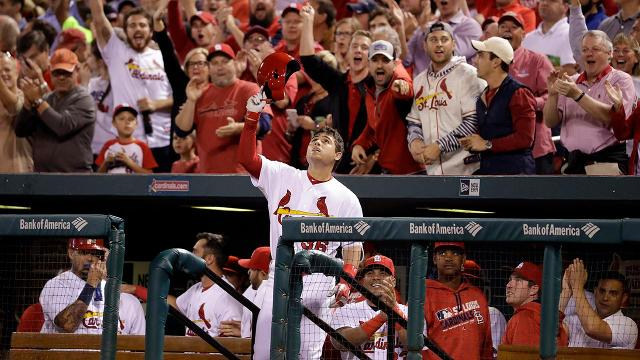 Aledmys Diaz hits first grand slam in honor of Jose Fernandez