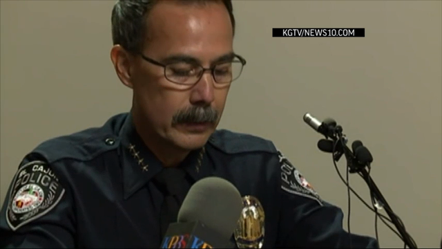 California Fatal Police Shooting Sparks Protests