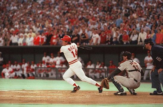 The many MLB records held by Pete Rose
