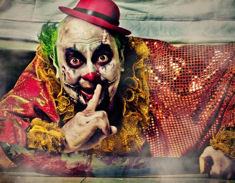 Serious or just a sick joke? What we know about creepy clown reports