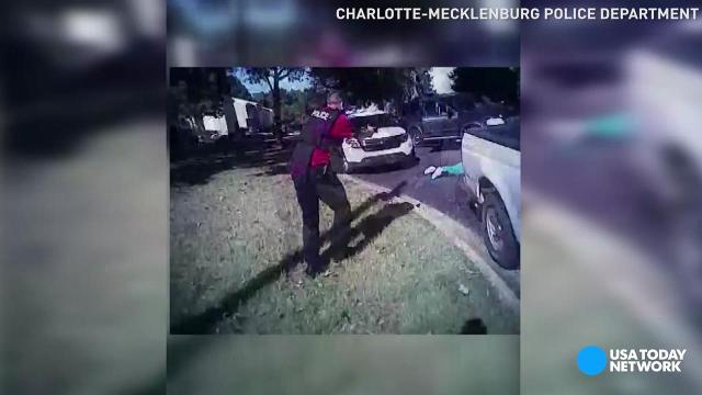 Charlotte NAACP calls for change after shooting