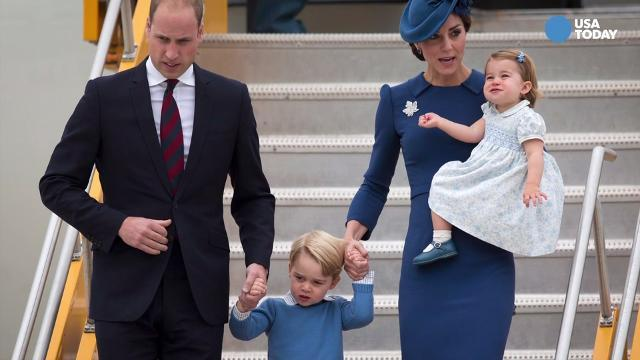 O Canada! Prince William and Duchess Kate's visit in photos