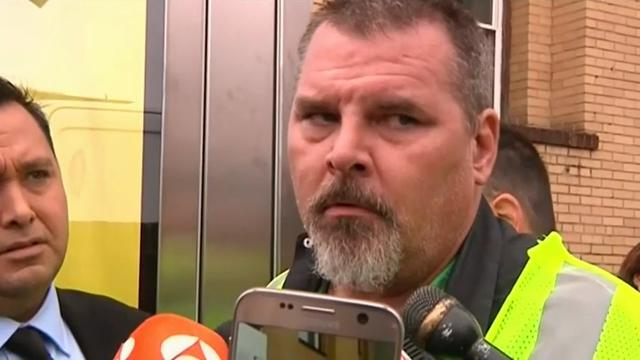 Transit Worker Eyewitness: 'It Was...Horrifying'