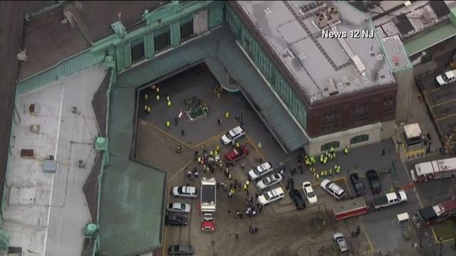 NJ Transit: 100+ injured in Hoboken train crash