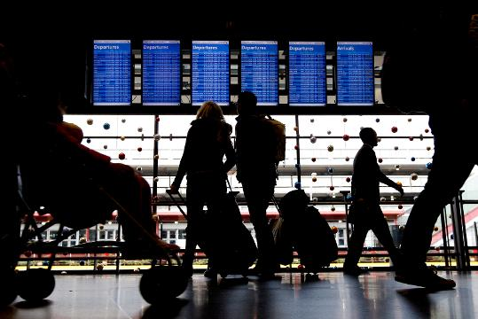 smartertravel.com ranked the busiest airports for Thanksgiving travel
