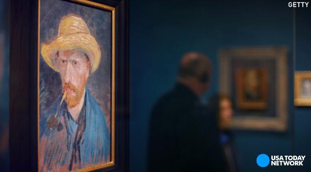 Stolen Van Gogh paintings found after 14 years