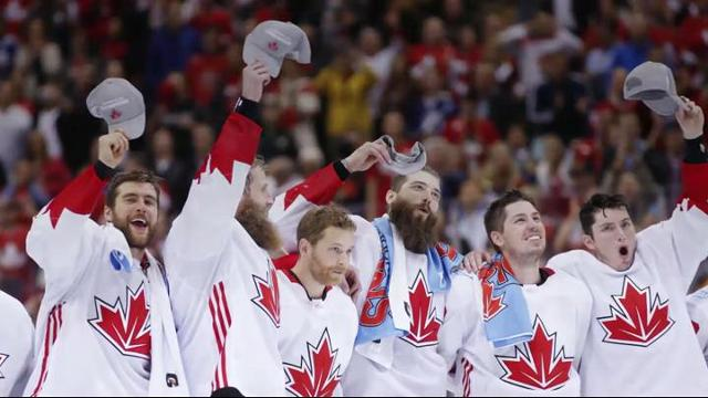 Canada's dominance in international hockey