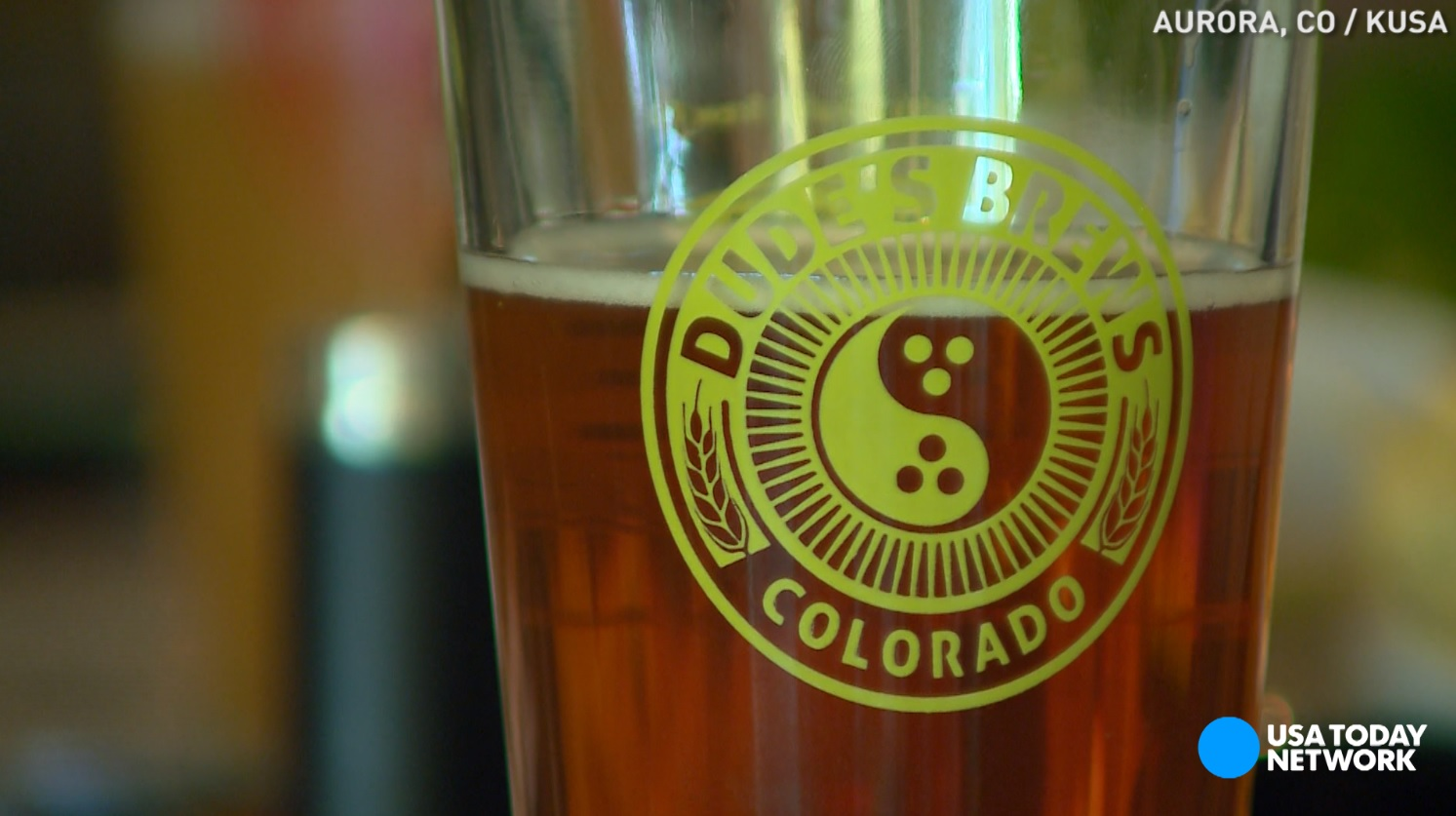 Cannabis beer is now a real drink