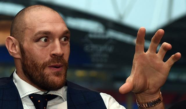 Klitschko's Manager: Fury is Most Unworthy Champion in History!