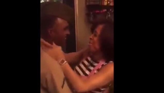 Teen Marine surprises his mom after six months away
