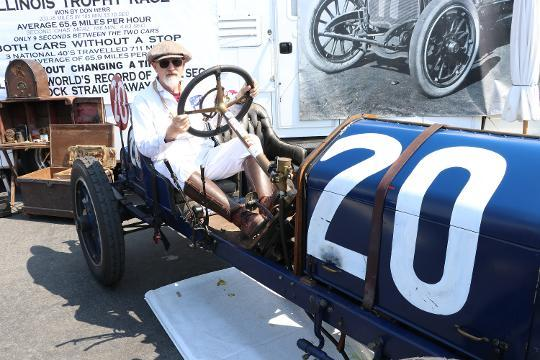 Just Cool Cars: 1911 National raced at Indy