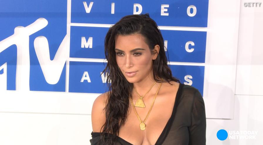 Kim Kardashian West tied up, robbed at gunpoint